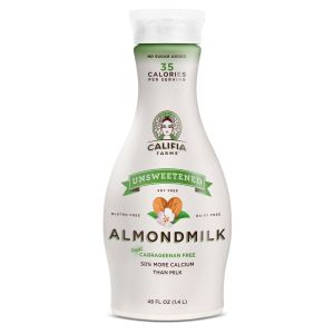 Califia almond milk